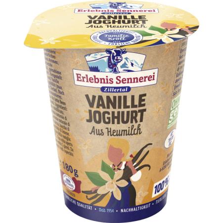 ErlebnisSennerei Zillertal Heumilchjoghurt Vanille
