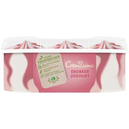 Cremissimo Erdbeer-Joghurt
