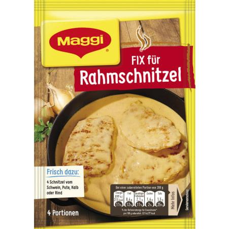 MAGGI Fix Rahmschnitzel