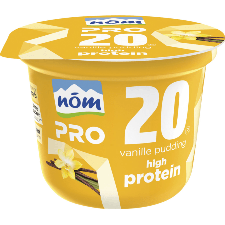 nöm PRO High Protein Vanillepudding