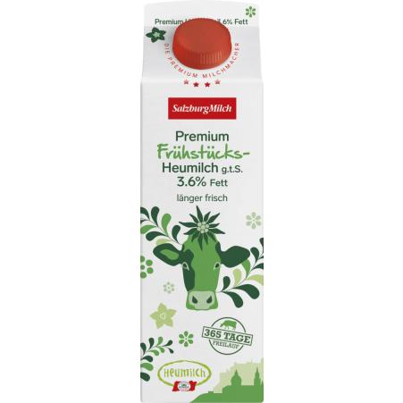 SalzburgMilch Frühstücks-Heumilch Premium