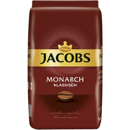 JACOBS Monarch klassisch ganze Bohne