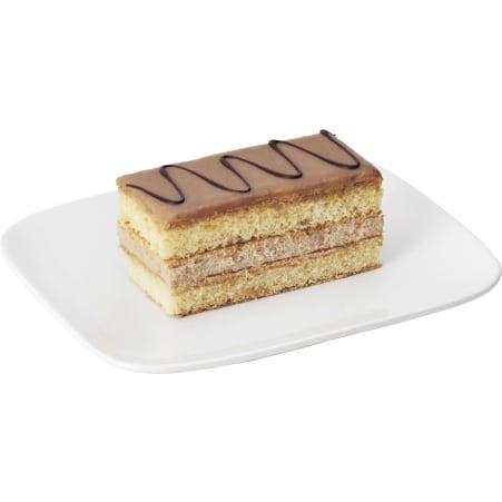 Bäckerei Therese Mölk Cappuccinoschnitte mit Schlagobers