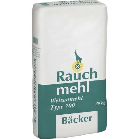 Rauch Mehl Weizenmehl Grün Type 700
