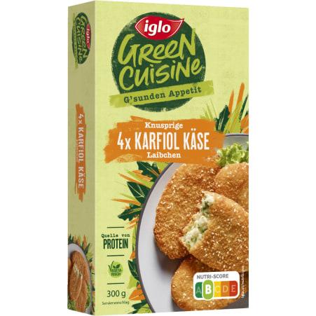 iglo Karfiol-Käse-Laibchen