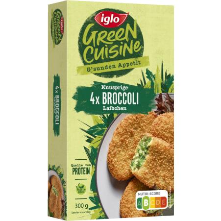 Iglo Broccoli-Laibchen