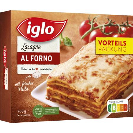 iglo Lasagne al Forno 700 gr