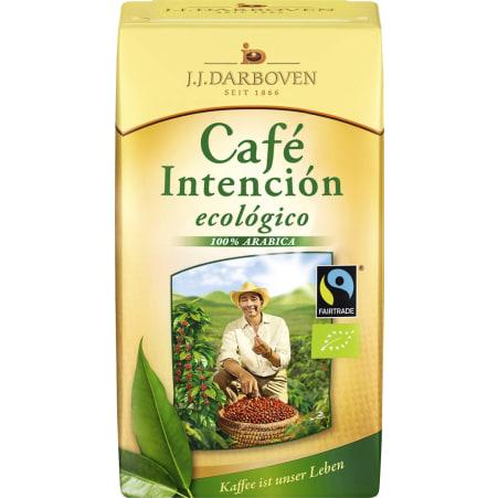 J.J. Darboven Bio Kaffee gemahlen Fairtrade