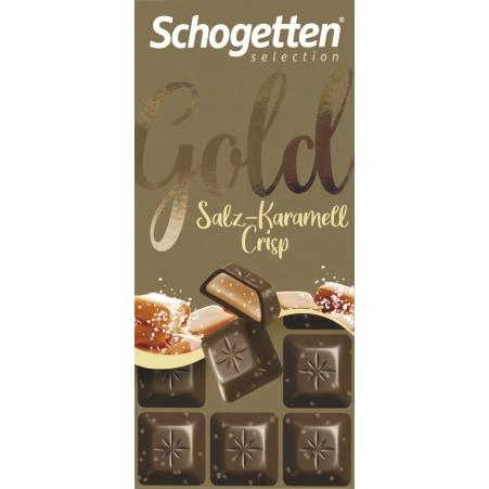 Schogetten Gold Salz-Karamell Crisp
