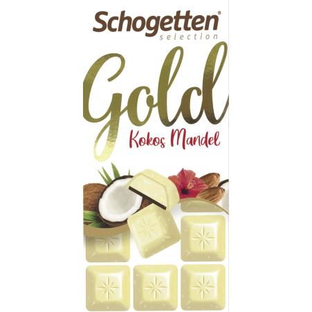 Schogetten Gold Kokos Mandel