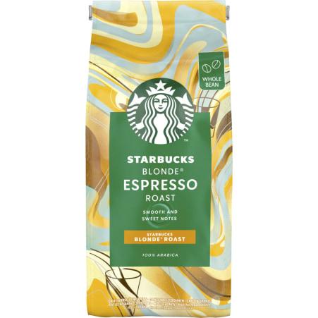 STARBUCKS Blonde Espresso Roast Bohne