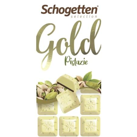 Schogetten Gold Pistazie