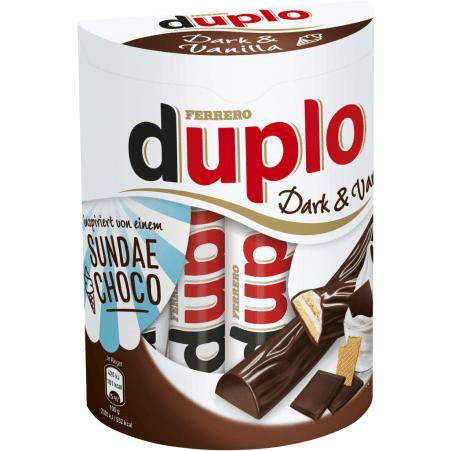 Duplo Duplo Riegel Sundae Choco