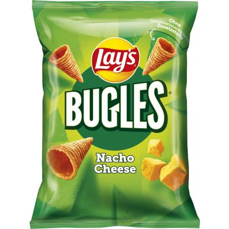 Lays Bugles Nacho Cheese