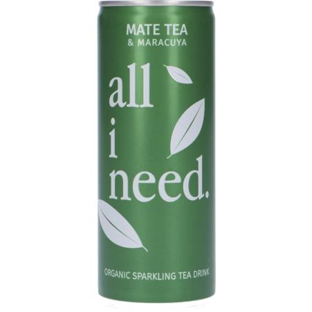 all i need. Mate Tea 0,25 Liter Dose