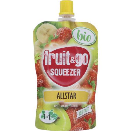fruit&go SQUEEZER Bio Squeezer Allstar