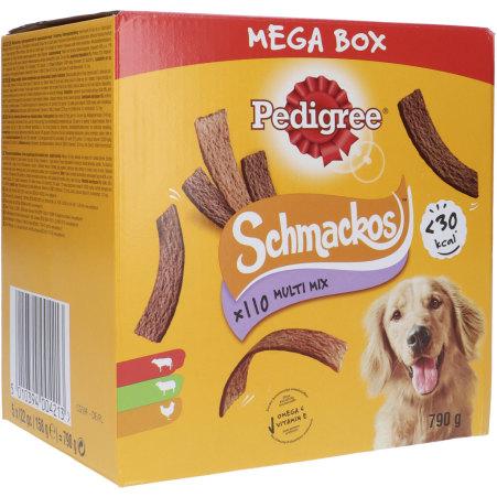 PEDIGREE Snacks Schmackos 110er-Packung