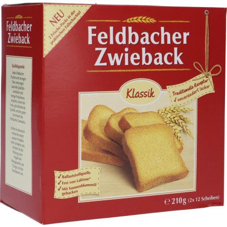 Feldbacher Zwieback Zwieback Klassik