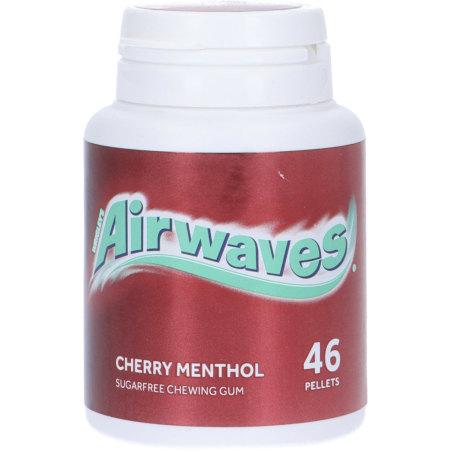 AIRWAVES Wrigley Cherry Menthol Bottle