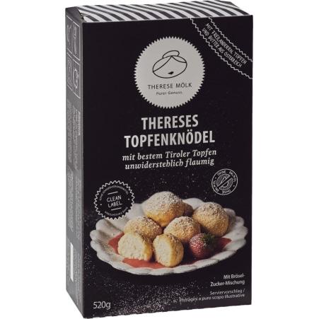 Bäckerei Therese Mölk Topfenknödel 8er-Packung