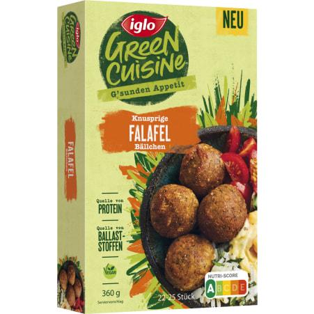 Iglo Green Cuisine Falafel Bällchen