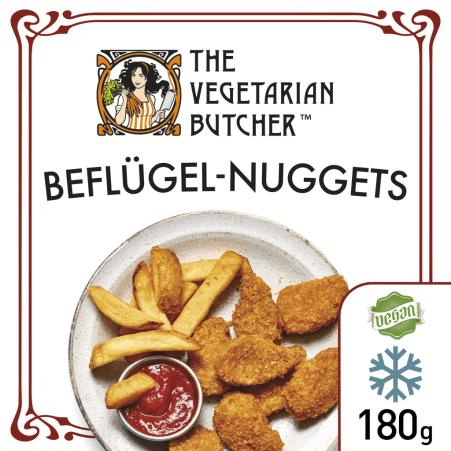 The Vegetarian Butcher Beflügel Nuggets