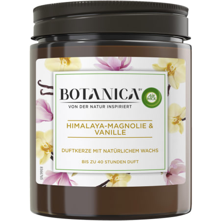 Air Wick Botanica Duftkerze Himalaya-Magnolie