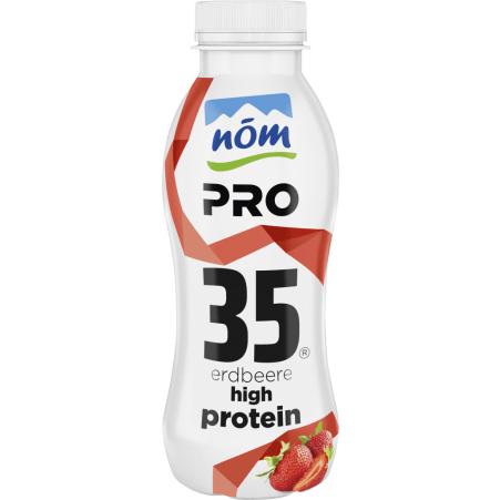 nöm PRO Proteindrink Erdbeere