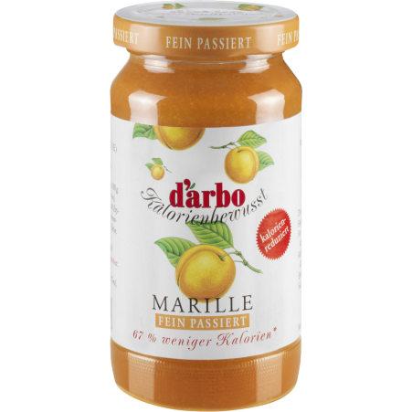 Darbo Marille passiert kalorienreduziert