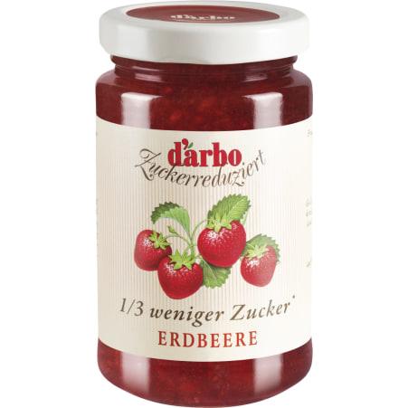 Darbo Erdbeere zuckerreduziert