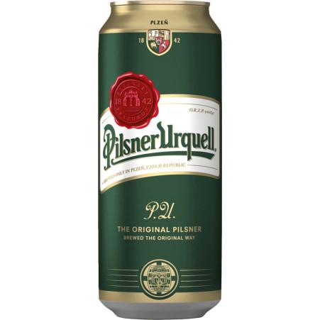Pilsner Urquell Bier 0,5 Liter Dose