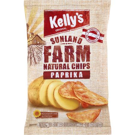 Kelly's Sunland Farm Chips Paprika