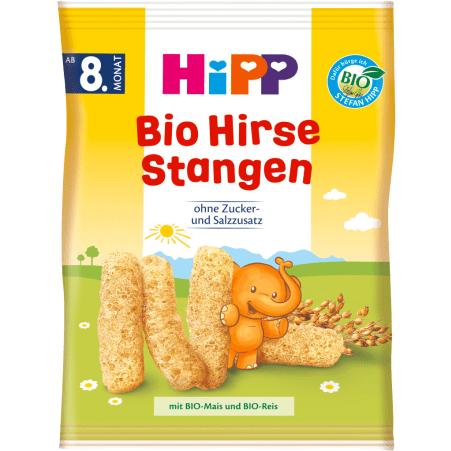 HiPP Hirsekringel 8. Monat