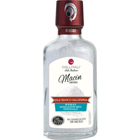 Macina Aroma Gewürzmüle Sizilanisches Salz