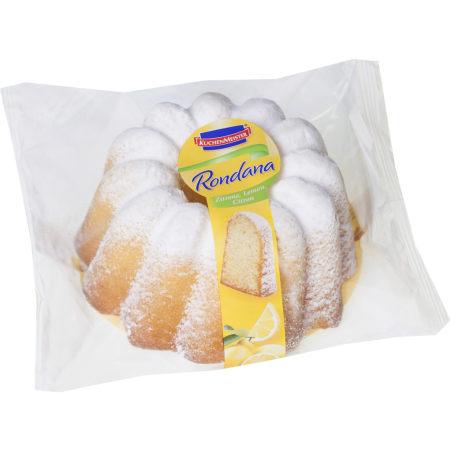 KUCHENMEISTER Mini Gugelhupf Zitrone