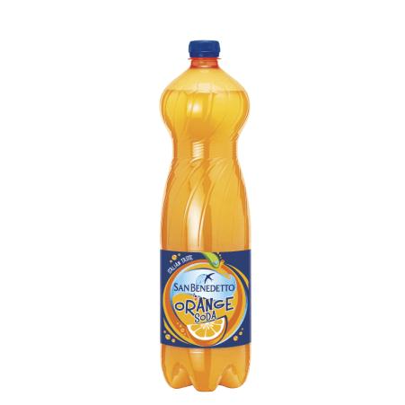 San Benedetto Orange 1,5 Liter