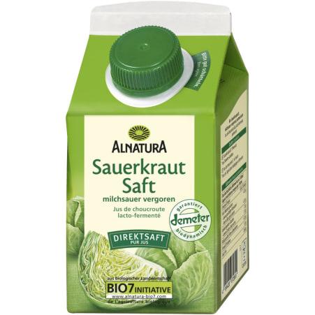 Alnatura Bio Sauerkraut Saft