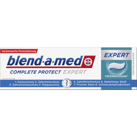 Blend-A-Med Zahnpasta Pro Expert Tiefenreinigung