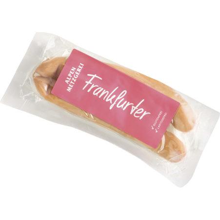 Alpenmetzgerei Frankfurter 1 Paar