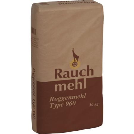 Rauch Mehl Roggenmehl Type 960