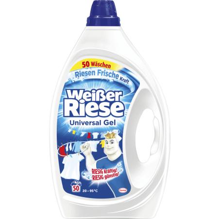 Weisser Riese Riesenfrisch Gel 50 Waschgänge