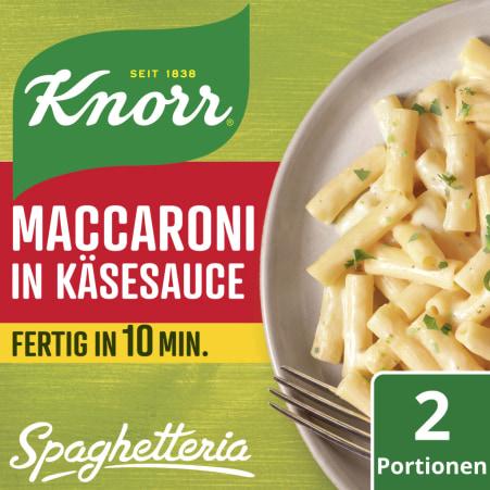 Knorr Spaghetteria Käsesauce