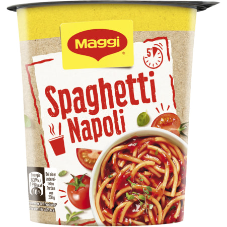 MAGGI Quick Snack Spaghetti Napoli