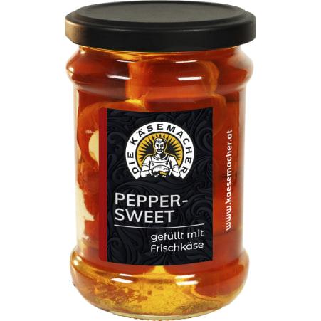 Die Käsemacher Peppersweet mit Frischkäse