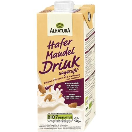 Alnatura Hafer Mandel Drink ungesüßt