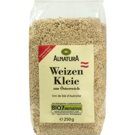 Alnatura Bio Weizenkleie aus Österreich
