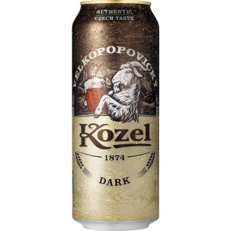 Kozel Dark 0,5 Liter Dose