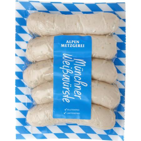 Alpenmetzgerei Münchner Weißwurst