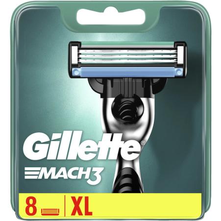 Gillette Mach 3 Klingen 8er-Packung
