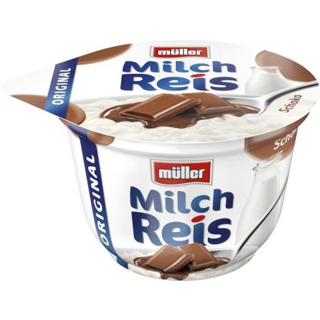 MÜLLER Milchreis Schoko